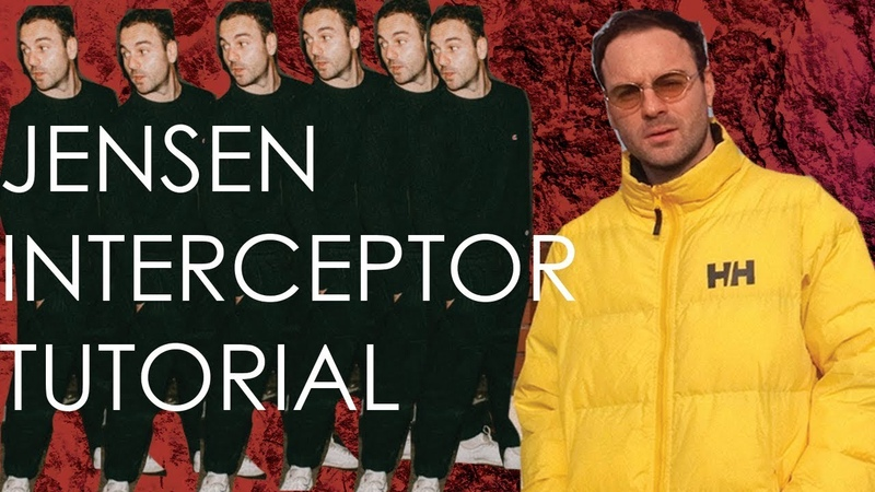 How To Make Gritty Electro Like Jensen Interceptor [Samples]