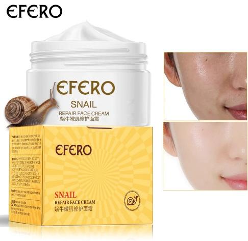 Увлажняющий крем для лица EFERO
