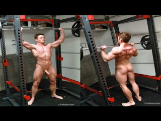 Fratmen - jameson - sexy muscle ginger - fhd 1080p 2012