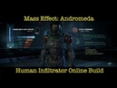 Human Male Infiltrator Silver Solo Celebratory Mission Mass Effect Andromeda Multiplayer