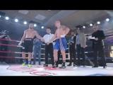 Краткий видео-обзор вечера профессионального бокса