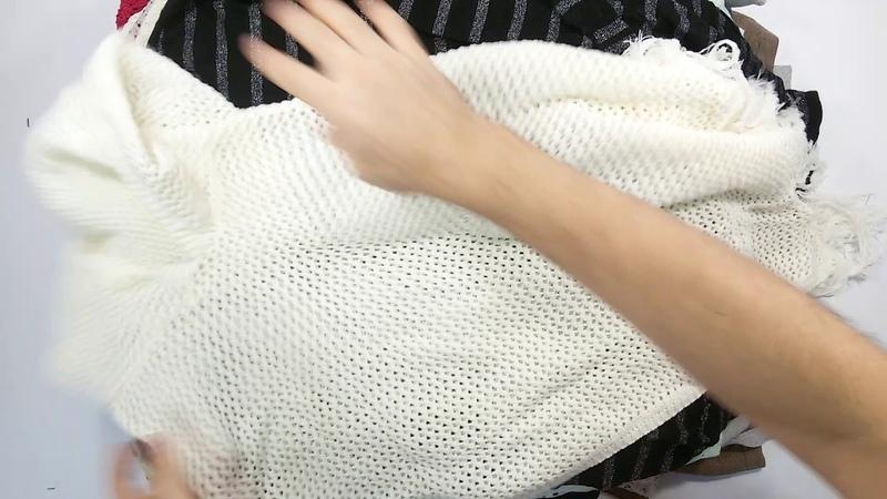 1773 Sweaters Light Summer Mix Cream Extra - тонкие свитера кремэкстра Англия