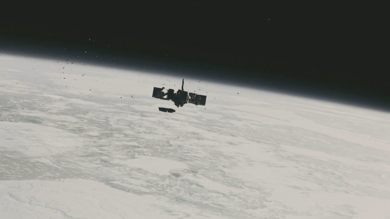 Interstellar - Docking Scene [1080p 60 FPS IMAX]