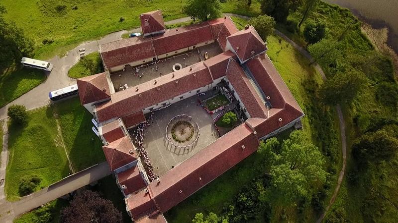 Свідки Єгови та Свірзький замок