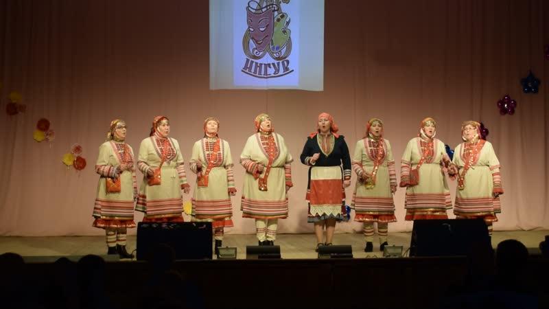Фольклорный бесермянский ансамбль Янчок
