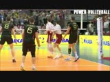 Best Teamwork Actions in Volleyball (HD)