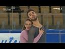 Gabriella PAPADAKIS / Guillaume Cizeron Free Dance French National Figure Skating Championships 2018