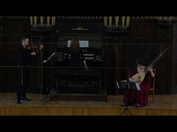 Вечер старинной музыки 17 18 век