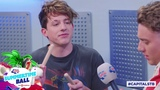 Charlie Puth performing 'Attention' on school instruments is EVERYTHING!