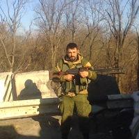 Анкета Санёк Аушев