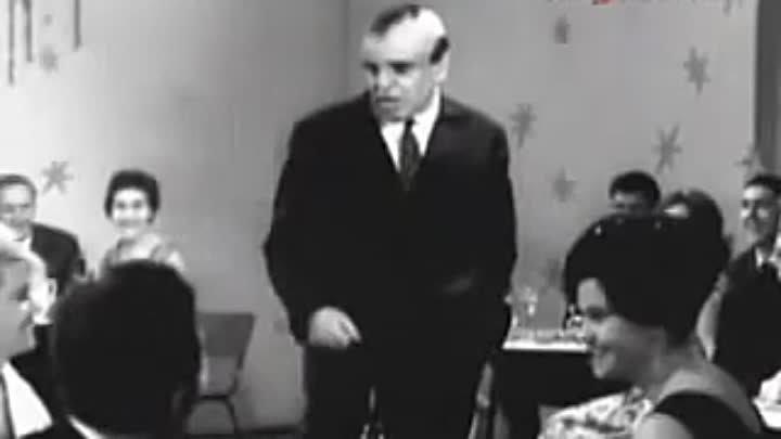 Аркадий Райкин- Новогодний календарь 1965 года. (1)