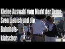 Icki-Icki-Demo Auswahl Marktplatz - Sven Liebich und die Bahnhofsklatscher