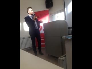 Алекс Первушин — Live