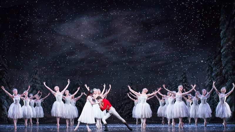 Why The Royal Ballet love performing The Nutcracker