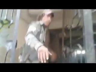 Сирия.Сентябрь 2018.Группа бойцов SDF подорвалась на СВУ заложенному боевиками ИГ