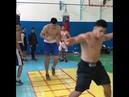 Uzbek Boxers Dancing