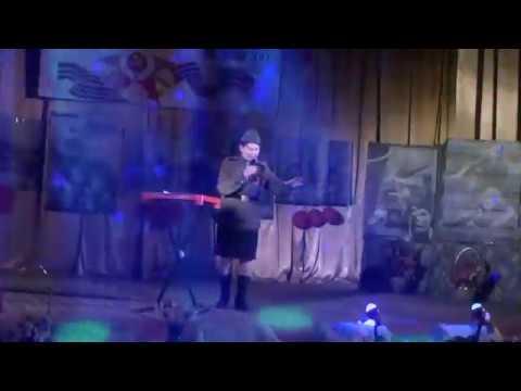На Безымянной высоте... Елена Скороходова (Дуэт РАПСОДИЯ)