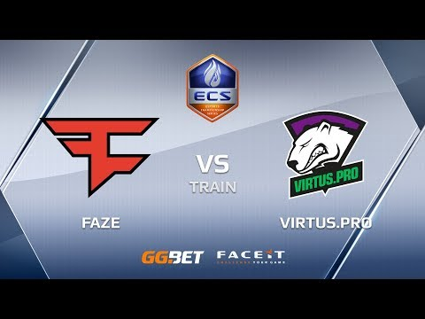 Faze vs VirtusPro ecs season 6 europe