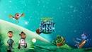 1599-Planet Sheen Spoof Pixar Lamps Luxo Jr Logo