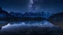 ✔ Млечный Путь Красивое видео для медитации и релаксации Музыка для души Гармония и отдых