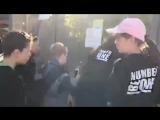 Юные боксеры посетили Московский зоопарк в День защиты детей
