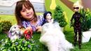 Disney prensesi Sofya kolye sayesinde Marinett'i kurtarıyor