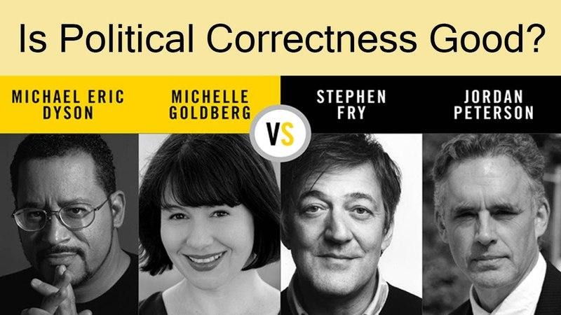 Political correctness a force for good A Munk Debate