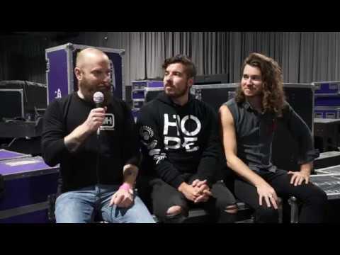Nothing More | Mark Vollelunga | Daniel Oliver | Interview | metal-heads.de