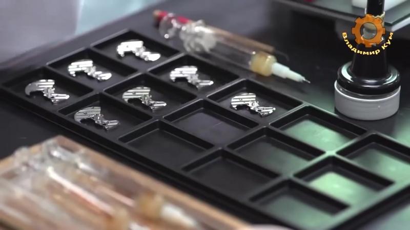 Как делают механические часы высокого качества в Японии