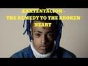 XXXTENTACION - the remedy for a broken heart (see the Description)