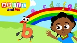 Meet Letter B! Learn the Alphabet with Akili Cartoons for Preschoolers