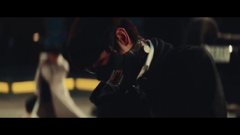 [Kain Face] Фильм Токийский гуль. Отрывок. Амон против Канеки. Мадо против Тоуки