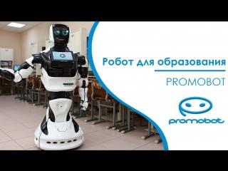 Робот для образования   Promobot