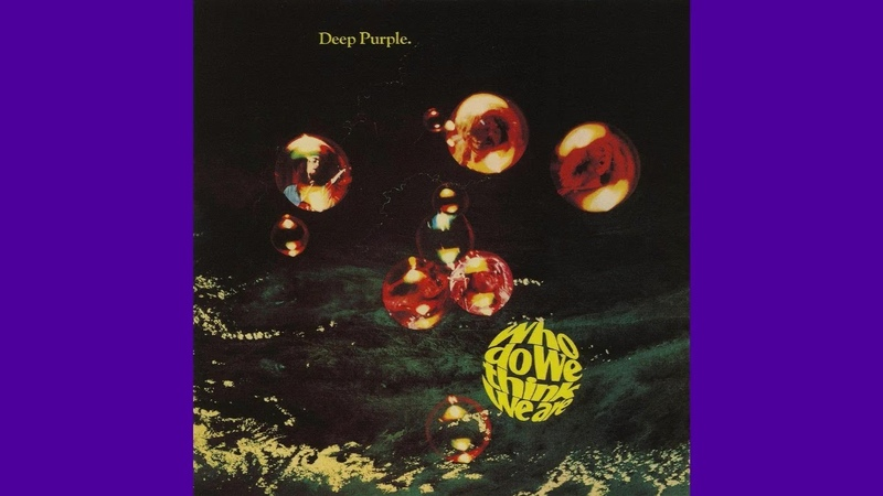 Deep Purple - Who Do We Think We Are Full Album (HQ Sound) HD