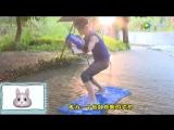 [BTS] 180518  Sweet Punch  Fitness Class  @ Lu Han