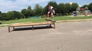 Kick-flip на стол