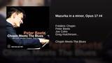 Mazurka in a minor, Opus 17 #4