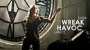 Sara Lance - Wreak Havoc (BCP 5)