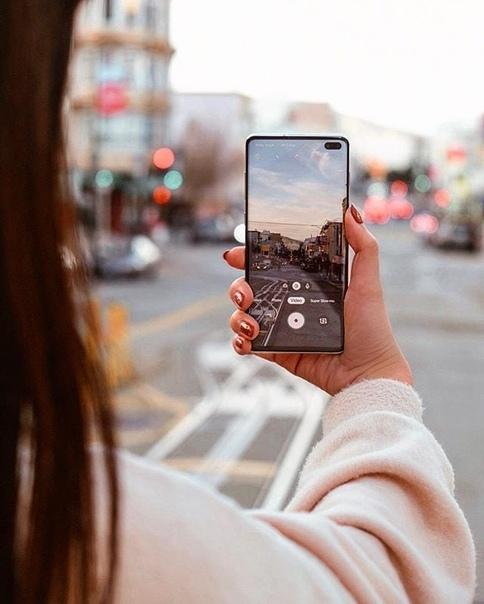 Копия Samsung Galaxy S10 - новые функции, новые цвета, мощнейшая начинка, высочайшее качество