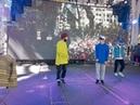 "M.O.N.T official on Instagram: ""브라질 콘서트 리허설!! 조금이따 만나 브라질 민트♡ rehearsal Brazil See you 7:40 p.m"""