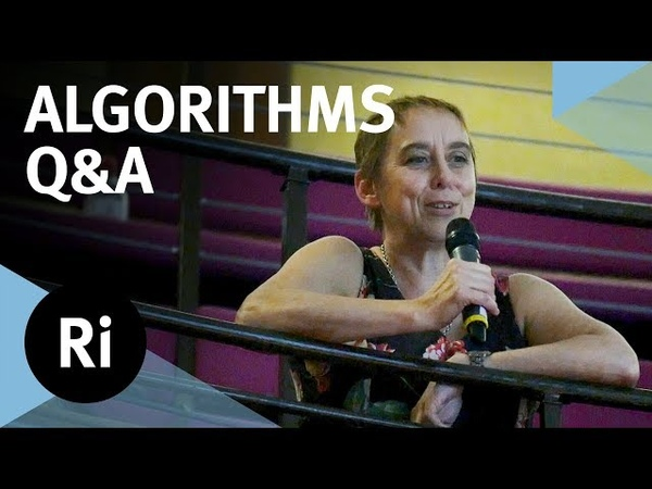 QA: Algorithms That Control Our Lives - with David Sumpter