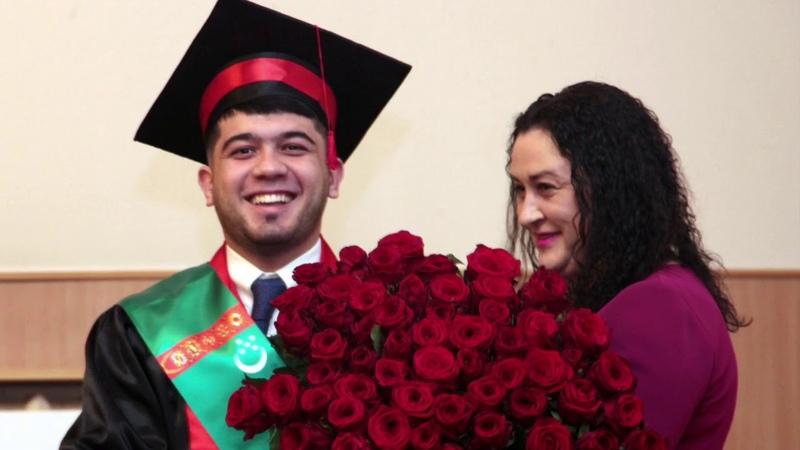 Выпускной факультета иностранных учащихся 2018