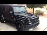 Mercedes-Benz G55 Matte Black