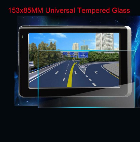 Защитное стекло для 7-дюймовых устройств