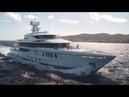 PLVS VLTRA Yacht 73.5m by Amels, ext.Tim Heywood Design, int.Winch Design 2016