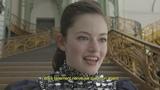 Meet CHANEL's new girls Lily Newmark, Mackenzie Foy &amp Ellie Bamber - L'OFFICIEL