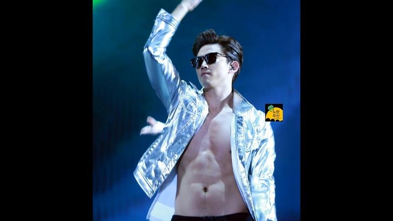 Fancam] 20150117 돌아와줘 택연F ,찬성 テギョン,Taecyeon , 2PM FULL Nanjing