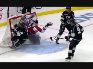 2018-10-28 Эпизод игры New York Rangers против Los Angeles Kings