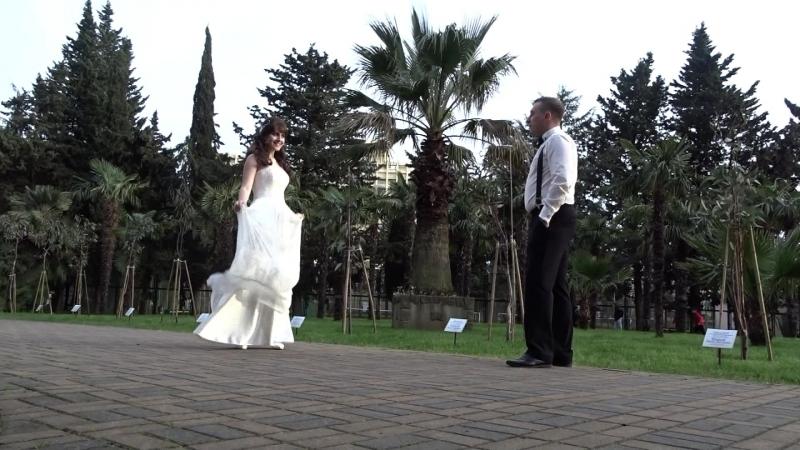 Свадебная прогулка Олега и Надежды