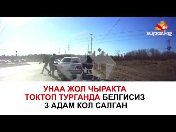 Москвада Кыргыз жаранын чак түштө тоноп кетишти